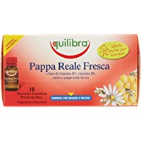 Equilibra - Pappa Reale Fresca - 2 confezioni da 10 pezzi da 15 ml [20 pezzi, 300 ml]