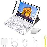 Tablet Offerte 10.1 Pollici 4G Dual SIM con Wifi Memoria RAM da 3GB+64GB - (Tablet Offerte Android 8.1 Quad-Core con 8MP Fotocamera) DUODUOGO Tablet Offerta Del Giorno con Penne/OTG/Bluetooth/GPS(Oro)