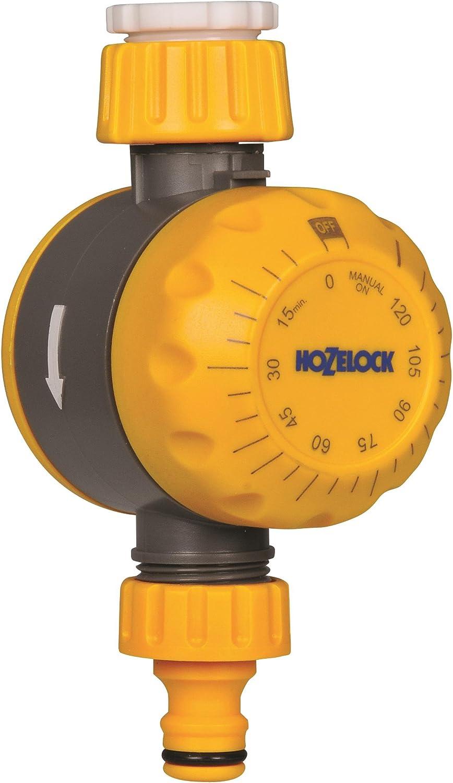 Hozelock Regulador de presi/ón 7022 0000-Regulador Amarillo 0.50x12.0x20.0 cm