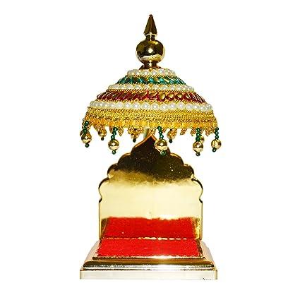 Buy Real Seed Krishna Ladoo/Laddu Bal Gopal Muticolour