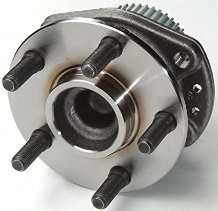 Amazon.com: 1997 For Plymouth Grand Voyager Rear Wheel Bearing and Hub Assembly x 2 (Note: 14 in. Wheel): Automotive