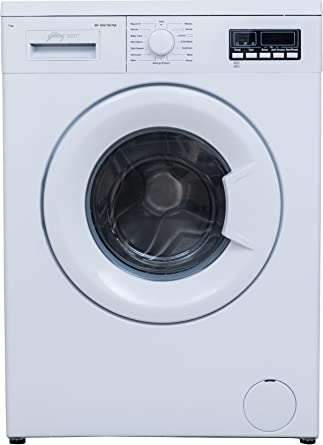 Godrej 7 kg Fully-Automatic Front Loading Washing Machine (WF Eon 700 PAE, White)
