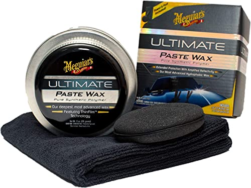 Meguiar's G18211 Ultimate Paste Wax