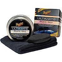 Meguiar's ultimate car wax paste 311 gm, G18211