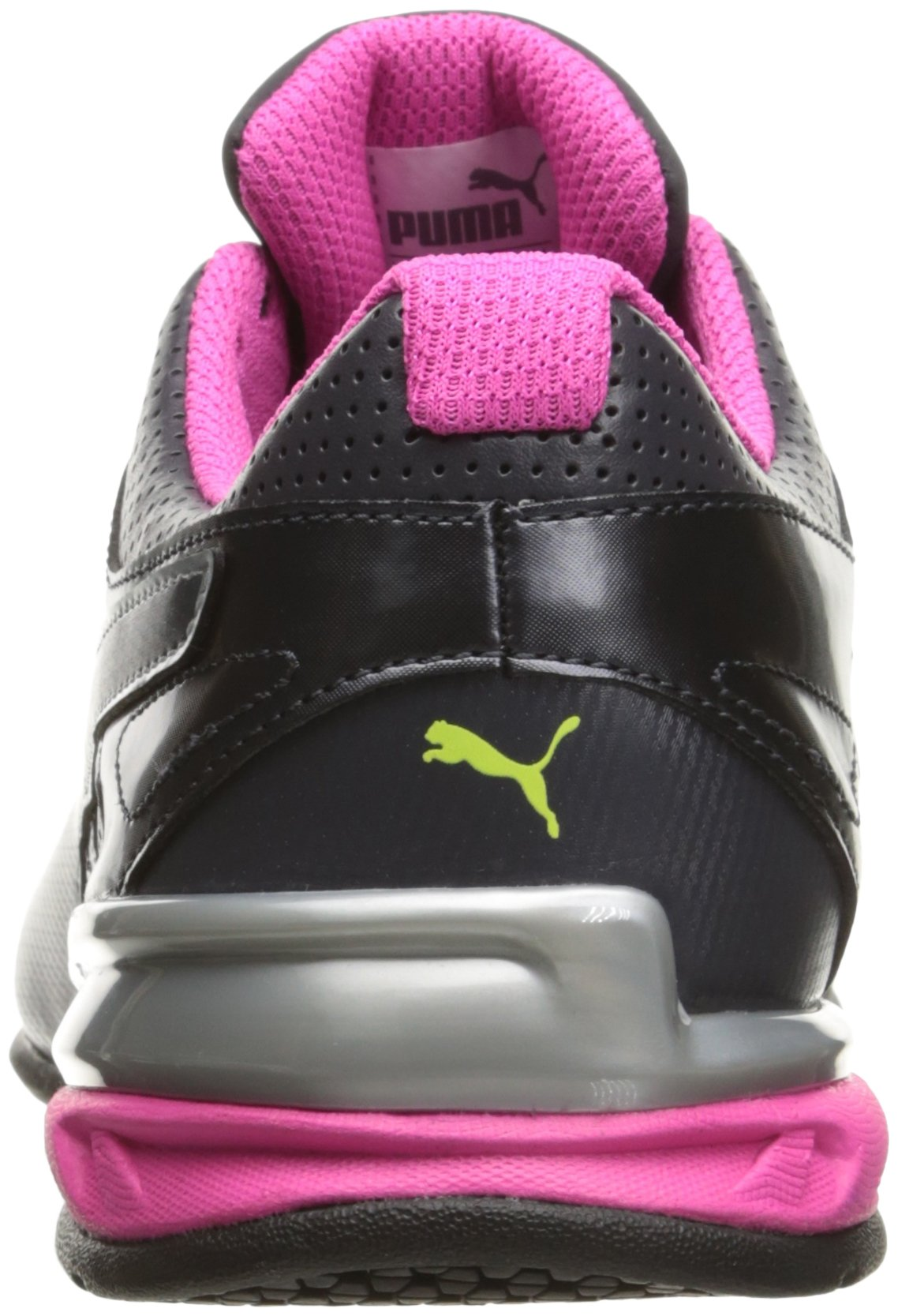 PUMA Women's Tazon 6 WN's fm Sneaker Periscope Silver-Pink glo, 6 M US by PUMA (Image #2)