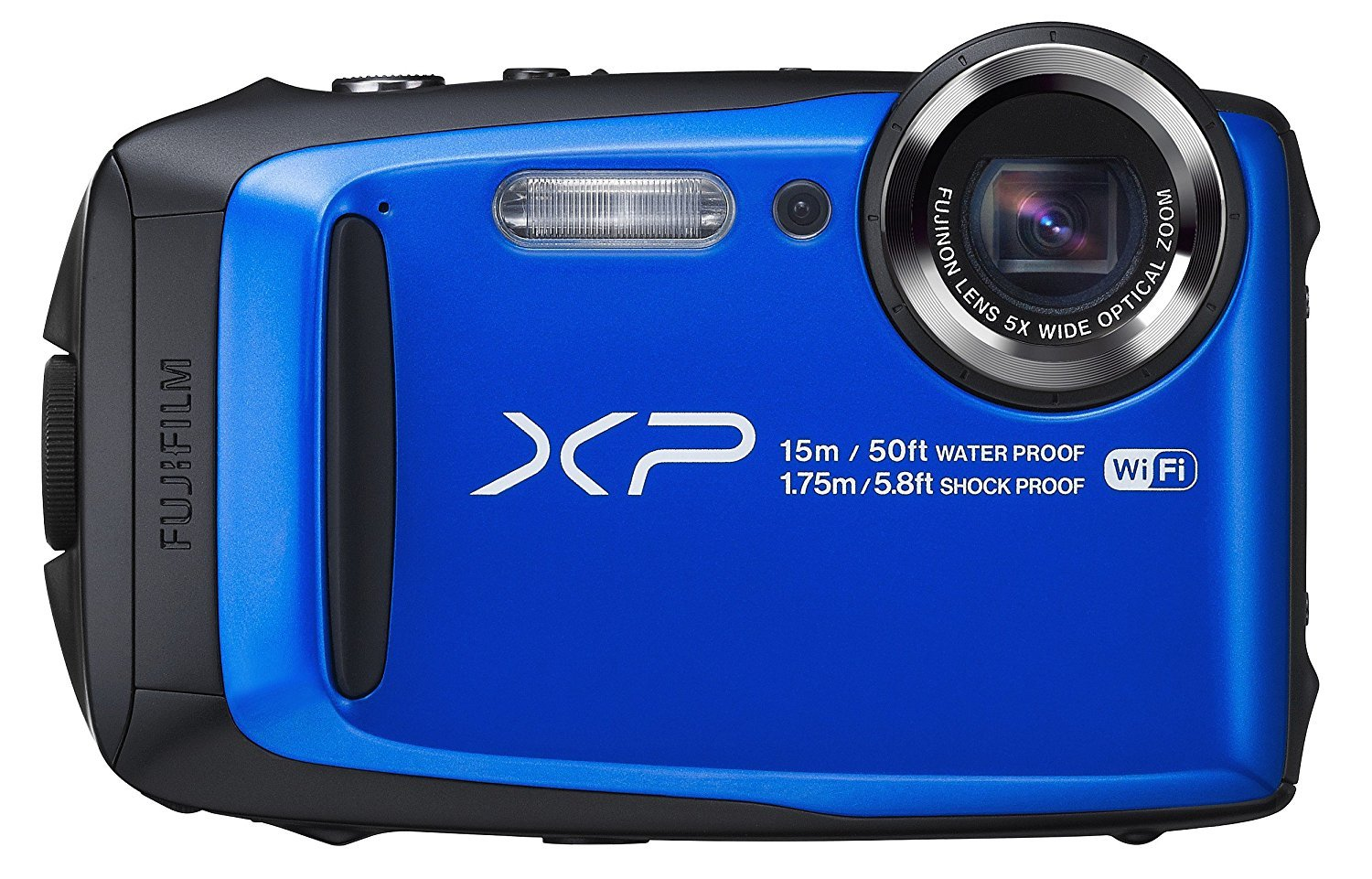Fujifilm FinePix XP90 Digital Camera (Certified Refurbished) (Blue) by Fujifilm