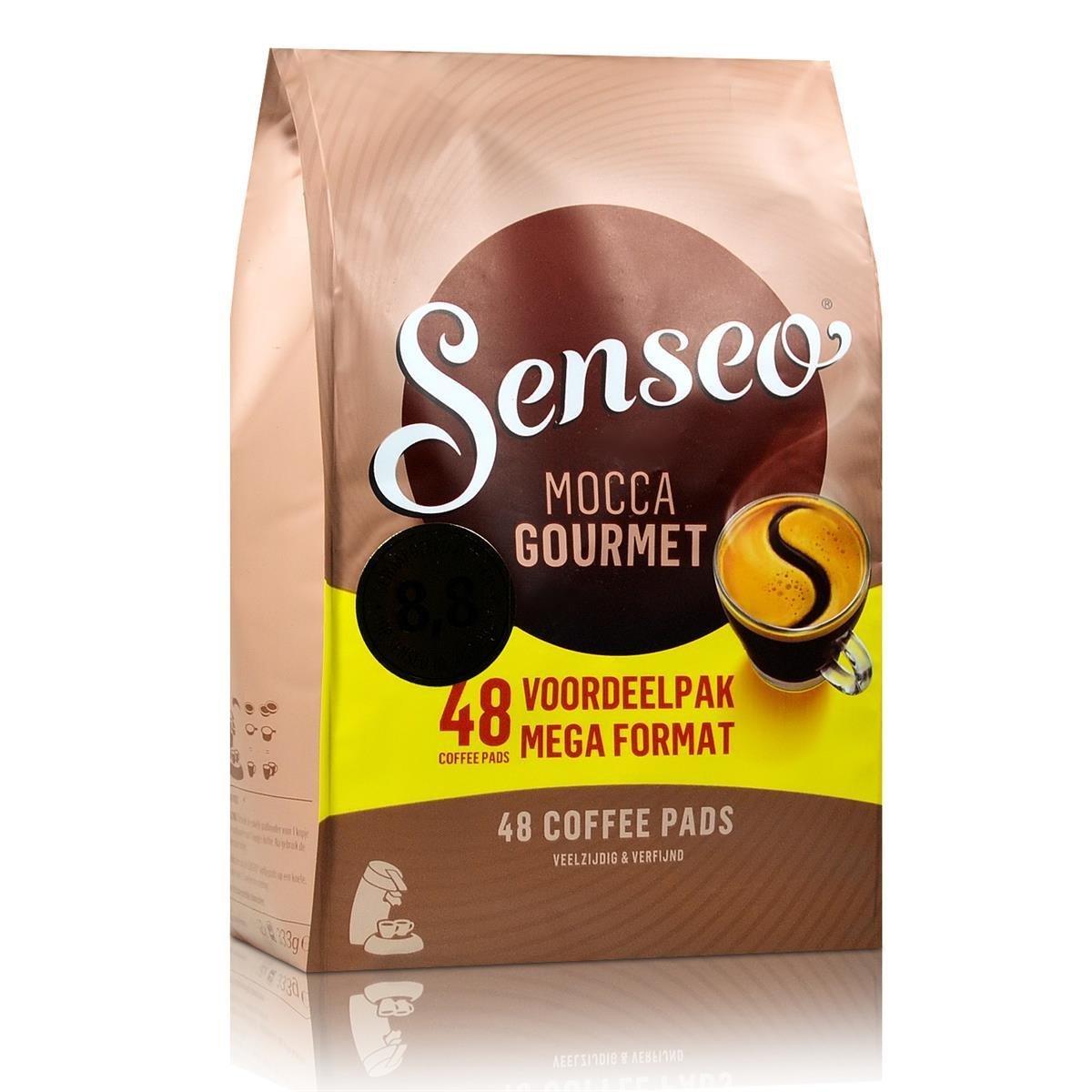 Senseo Mocca Gourmet 48 pads