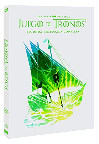 Juego De Tronos Temporada 2 Ed.Limitada R.Ball [DVD]: Amazon.es ...