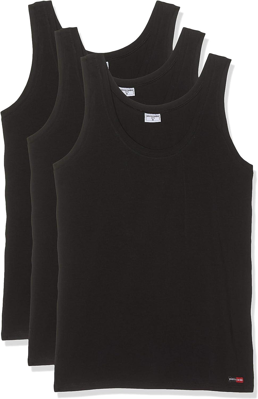 Pierre Cardin Pack 3 Camisetas Tirantes