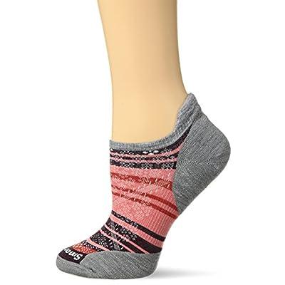 smartwool Women's Phd Run Light Elite Striped Micro Socks 3-Pack