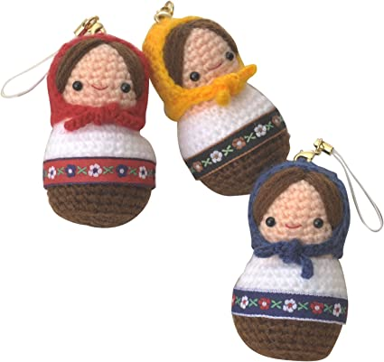 Russian Dolls | Top Crochet Patterns | 399x425