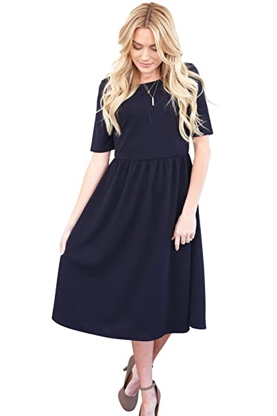 Review Mikarose Natalie Modest Dress