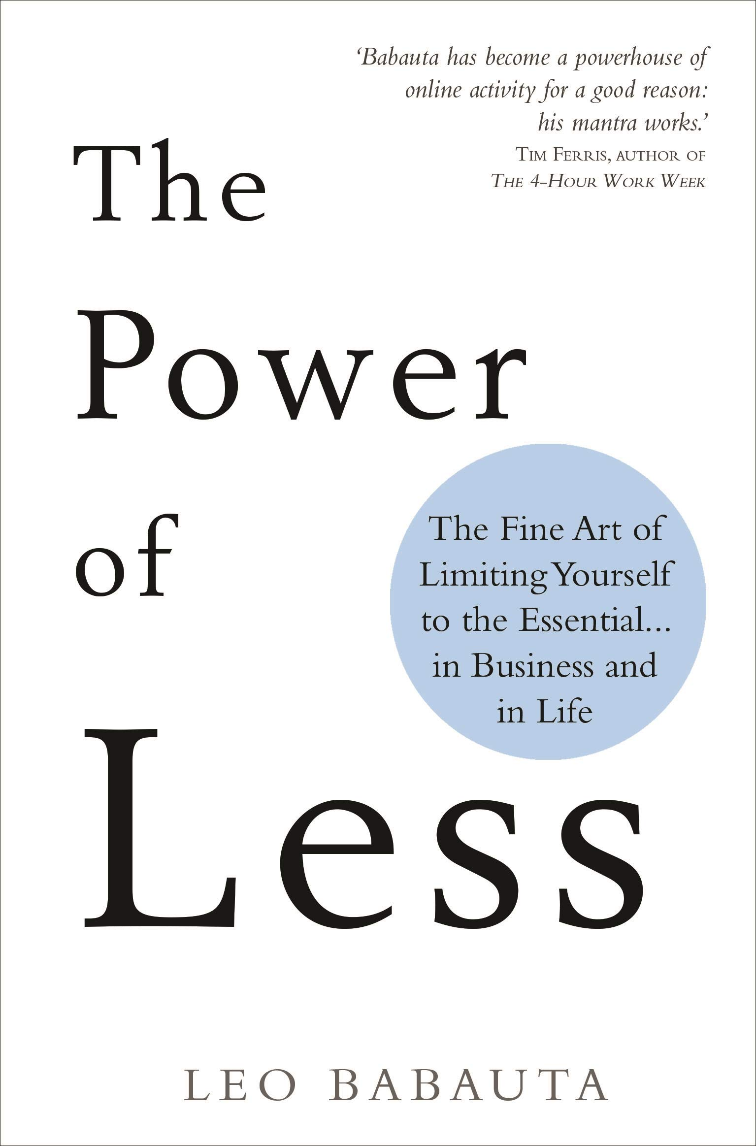 the power of less by leo babauta pdf free download