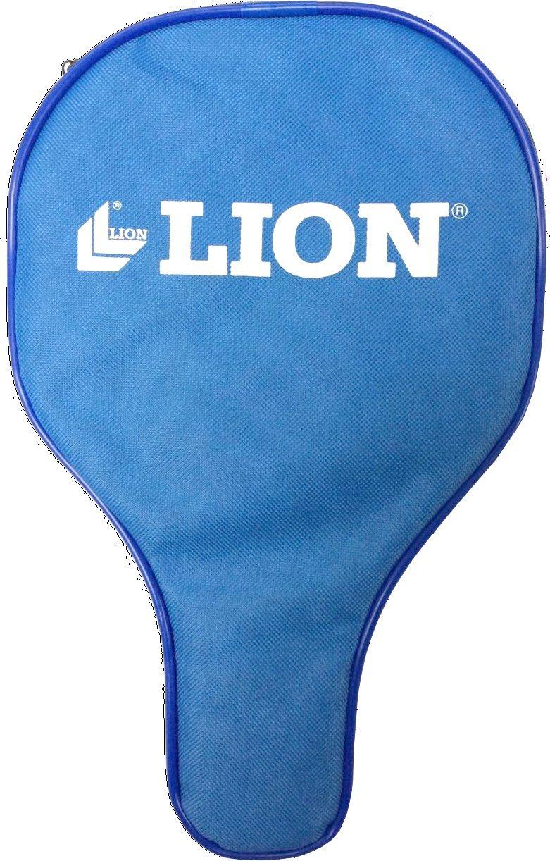 Lion-Racchetta per ping pong, colore: blu reale