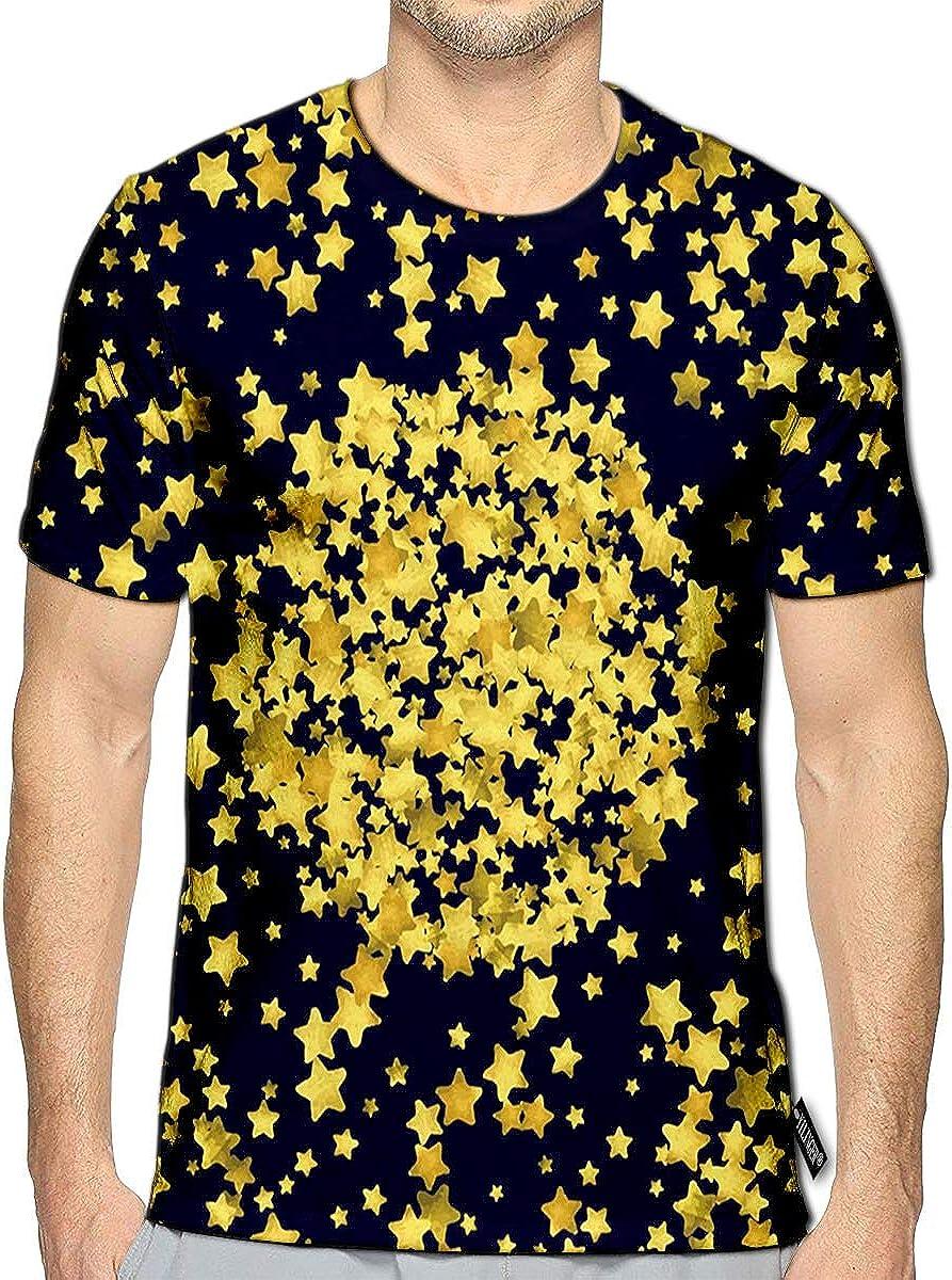 3D Printed T-Shirts Cute Cartoon Teddy Bear On The Meadow with Flowers Short Sleeve Tops Tees