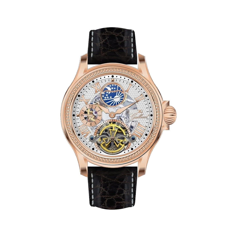 Gallucci メンズビジネス自動機械時計 B017096VEM