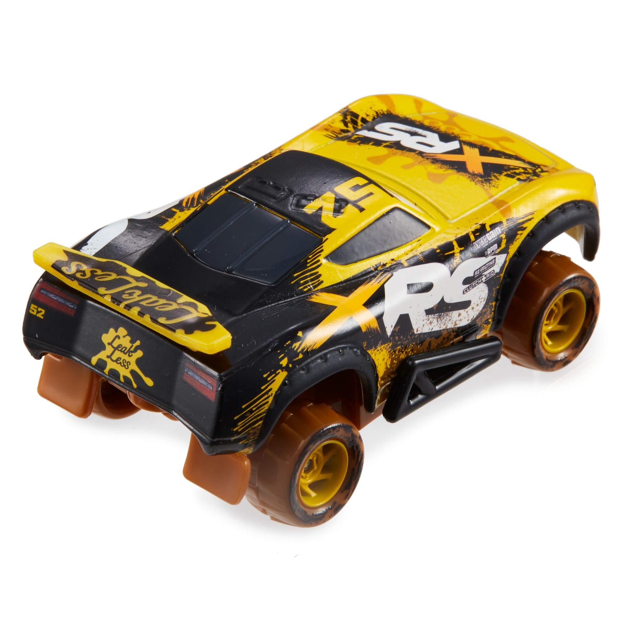 Disney Pixar Cars: XRS Mud Racing George New-Win