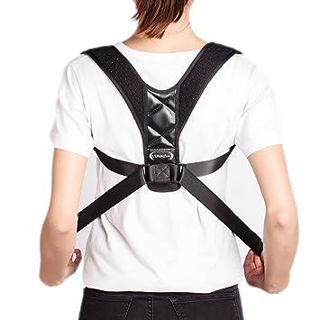 cc779859b Lunauva s Adjustable Posture Corrector   Back Support Brace for Women   Men  Chest   Upper Back