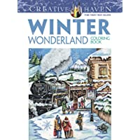 Winter Wonderland Coloring Book