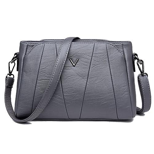 f07f66607c0 Sanxiner Women's Crossbody Bag Classic Purse Clutches Bags Shoulder Handbags