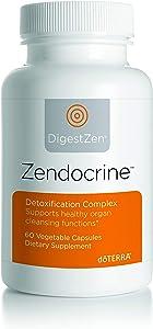 doTERRA - Zendocrine Detoxification Complex - 60 Vegetable Capsules