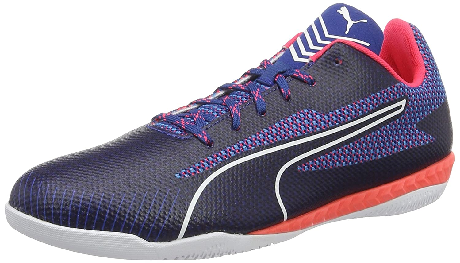 Puma 365 Ignite CT, Zapatillas de Running para Hombre 46 EU|Azul (Blue Danube-puma White-bright Plasma-true Blue 01)