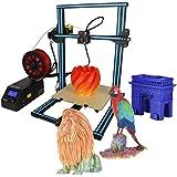Creality CR-10S Aibecy 3D Printer DIY 300 * 300 * 400mm Print Size Supports PLA/ABS/TPU/Copper/Wood/Carbon Fiber Filament UK Plug