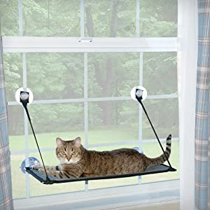 K&H Manufacturing Kitty Sill Ez Window Mount