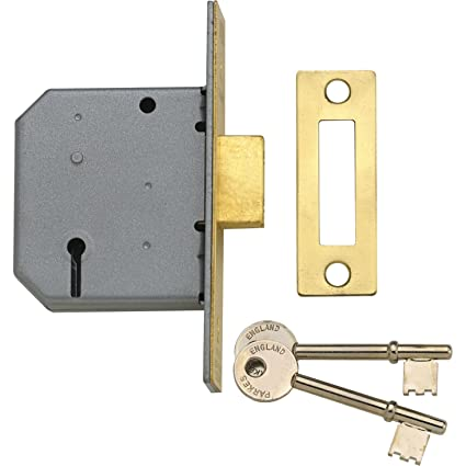 Yale Locks avanzada (Spec sunsprite) PM322 3 puntos muertos palanca de 67 mm/