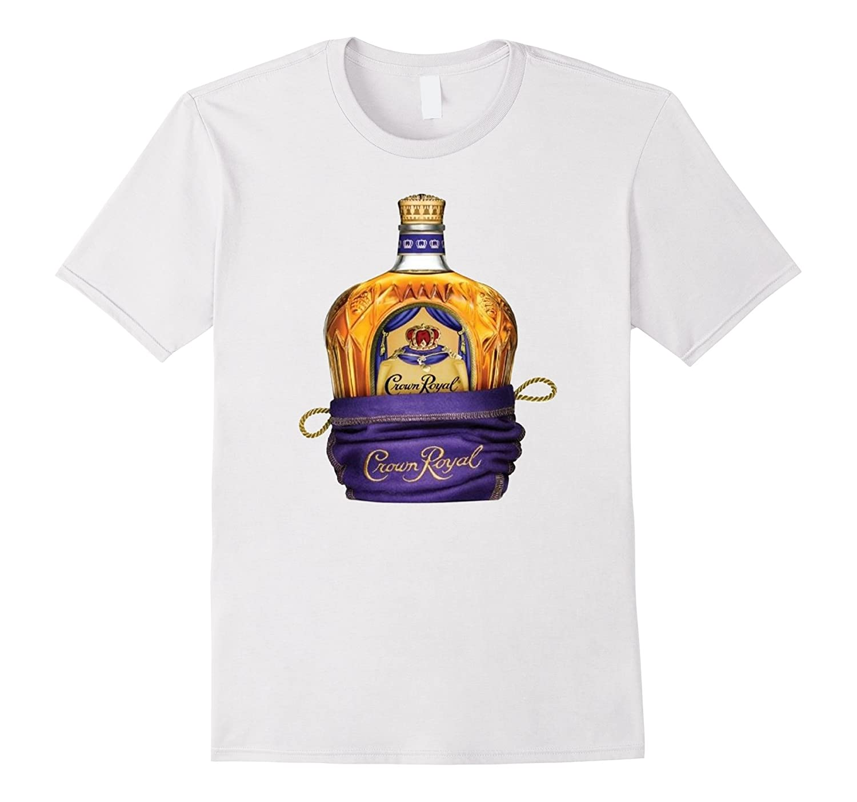 Crown Royal in a Bag Tee Shirt-Art