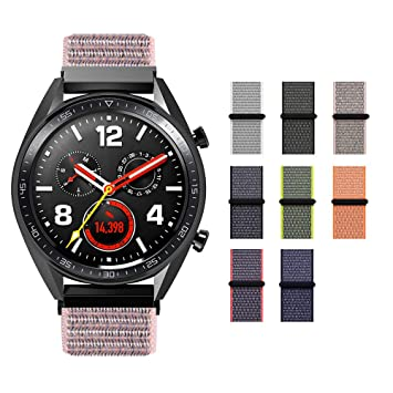 25b37a76924b SIKAI Correa de Reloj para Amazfit Stratos Smartwatch 22mm Reemplazo ...