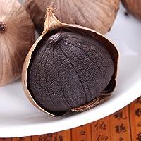 济州老农 发酵黑蒜金乡特产独头大蒜黑蒜1000g罐装(500克*2罐)