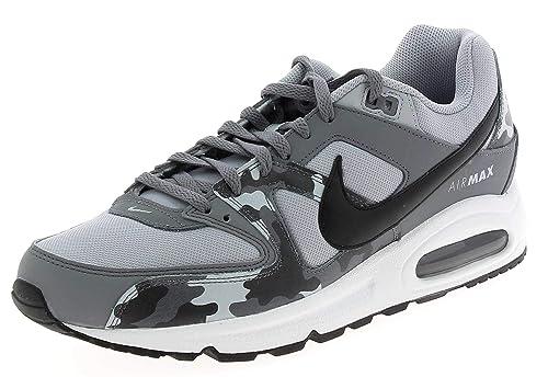 brand new 85a27 a7812 Nike Air Max Command, Scarpe da Fitness Uomo, Multicolore (Wolf Black/Cool