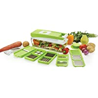 JD Multipurpose Vegetable and Fruit Chopper Cutter Grater Slicer