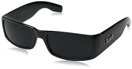 Locs Gafas de Sol Negro Hardcore 0103 1 5.4 Dimensiones: 1,5 ...