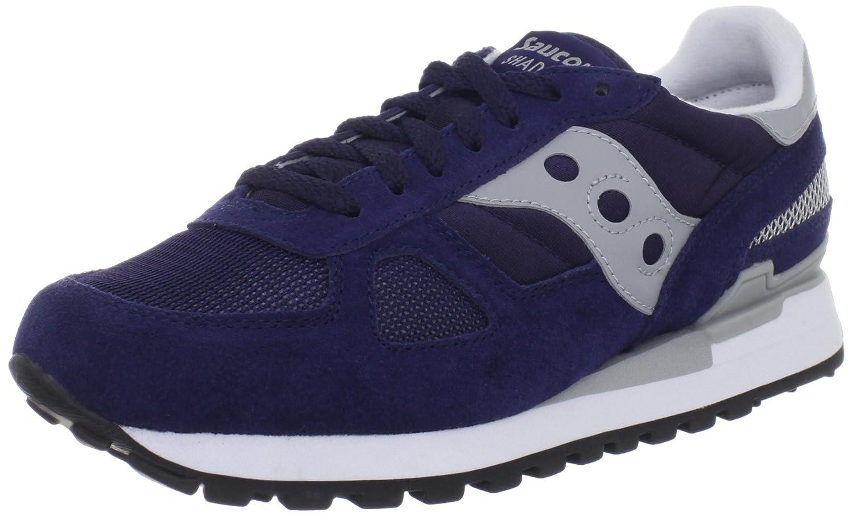 Saucony Shadow Original - Zapatillas de Running para Asfalto Unisex adulto 42.5 EU Varios Colores (Azul Marino / Gris)