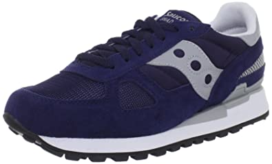 Saucony Shadow Original, Chaussures de Trail Mixte Adulte, Bleu, 42