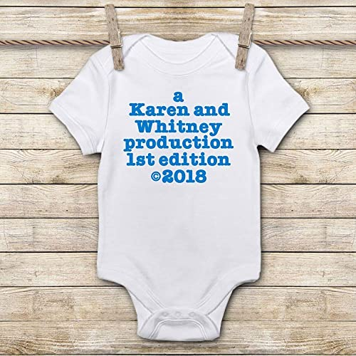 Amazon baby production onesie custom onesie personalized baby production onesie custom onesie personalized baby gift negle Choice Image
