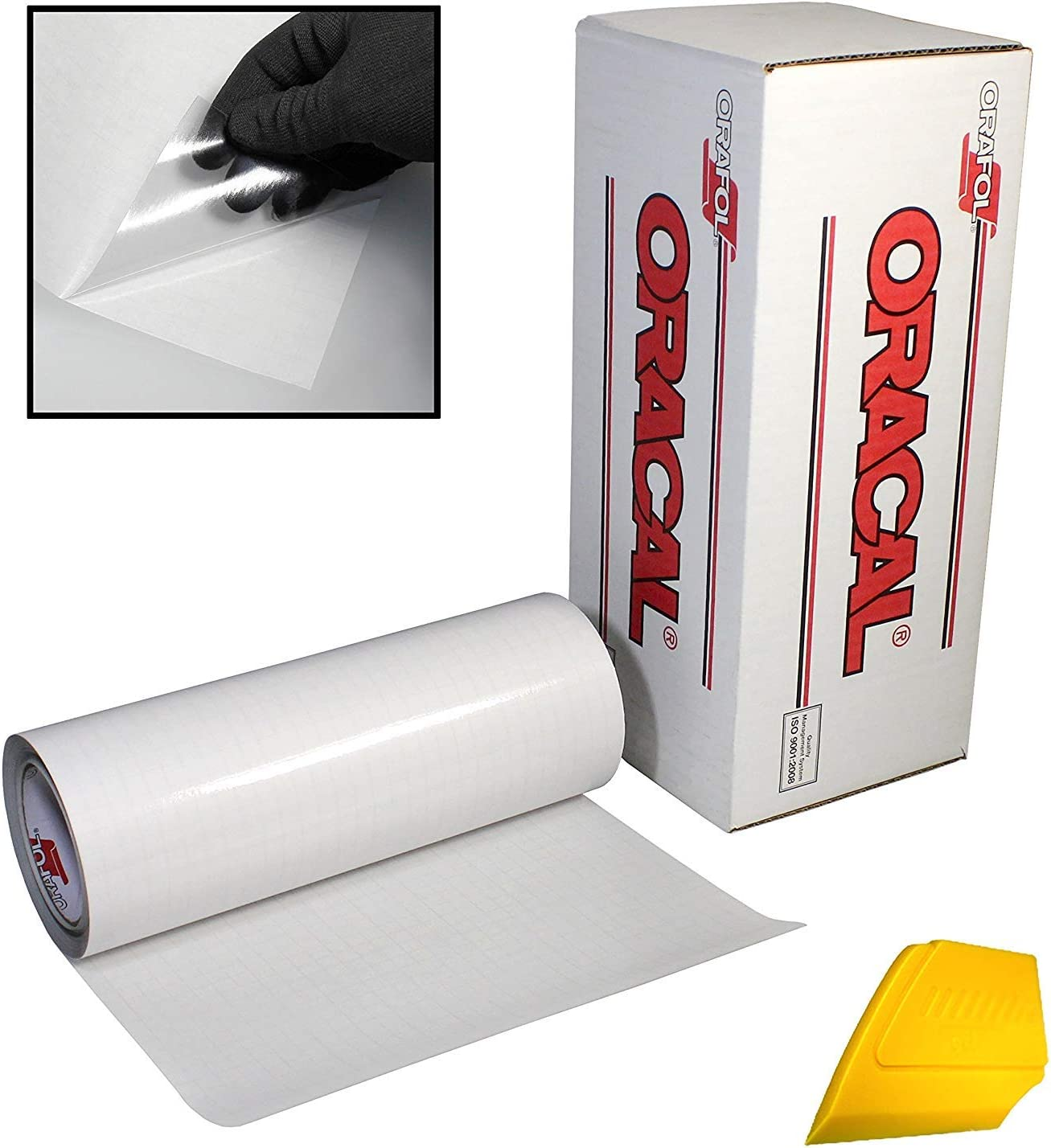 12 x 6ft Stencil Film ORAMASK 813 by Oracal Bonus 1 3.8 Maple Leaf Permanent Decal