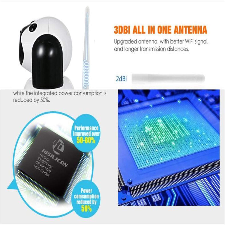 Amazon.com: BABIFIS Baby Monitor,WiFi Wireless Monitoring ...
