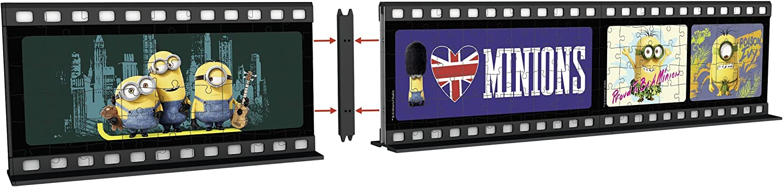 Puzzle Ravensburger 3D 11207 Film Strip Minion Multi Britannico