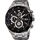 Casio Edifice Chronograph Black Dial Men's Watch - EFR-539D-1AVUDF (EX191)