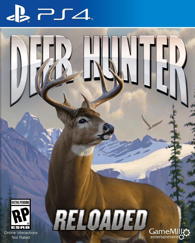 Amazon com: Deer Hunter Reloaded - PlayStation 4 Standard