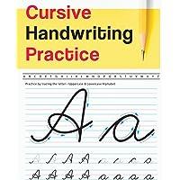 Cursive Handwriting Practice: Uppercase & Lowercase Alphabet - Cursive Handwriting Workbook for Teens (Workbook to…