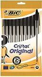 BIC Cristal Original Ballpoint Pens Black 10 Pack