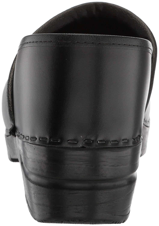 Sanita 'Professional Breit Cabrio' Geschlossene Clogs - Breit 'Professional Schwarz 2c2485