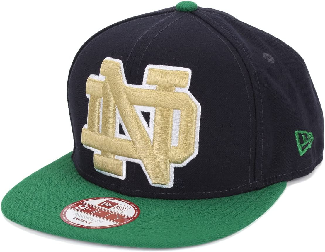 قبعة نيو ايرا لوجو جراند ريدوكس سناب باك للرجال