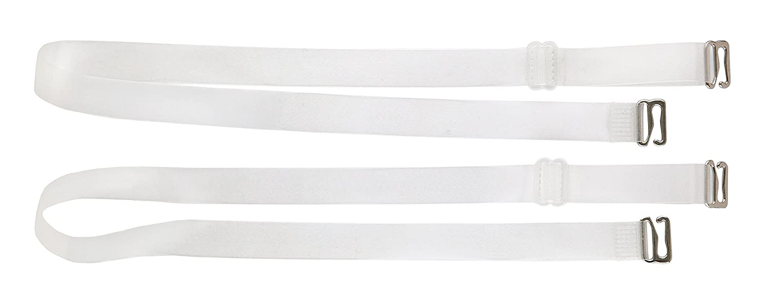 Fashion First Aid Women's Clearly Gone Disappearing Bra Straps One Size Fashion First Aid Accessories CS01