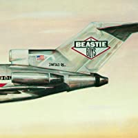 Beastie Boys Licensed to Ill 30th Anniversary 180 Gram Vinyl