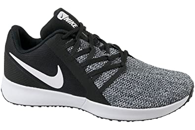 8e1f30833be NIKE Varsity Complete Trainer - AA7064001 - Color Black-Grey - Size  7.5